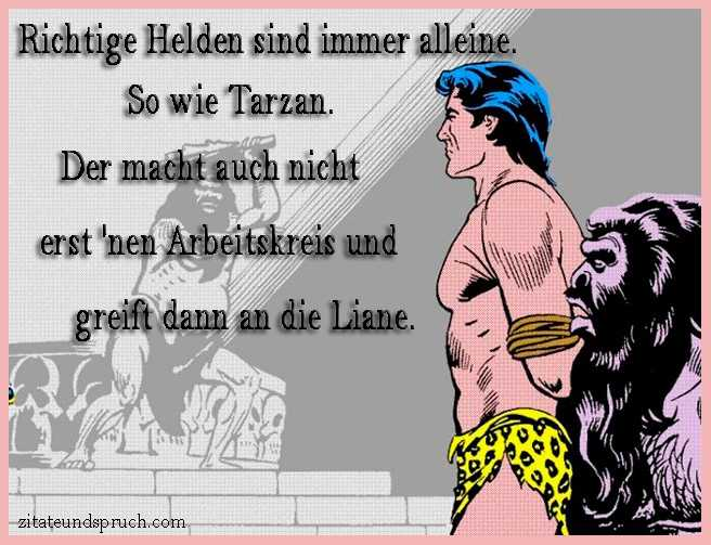 Filmsprüche von Tarzan
