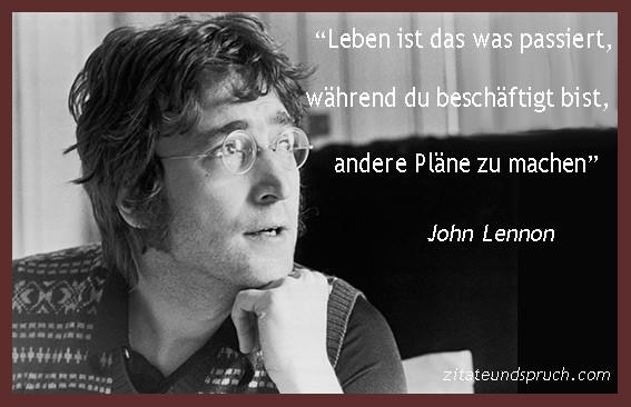 Zitate von John Lennon - 1