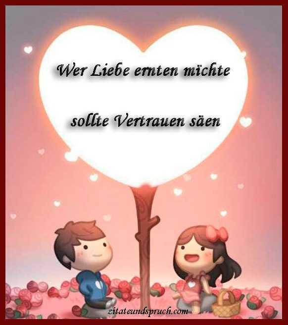 Sprüche von Liebe -3