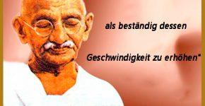 Zitate von Gandhi 1